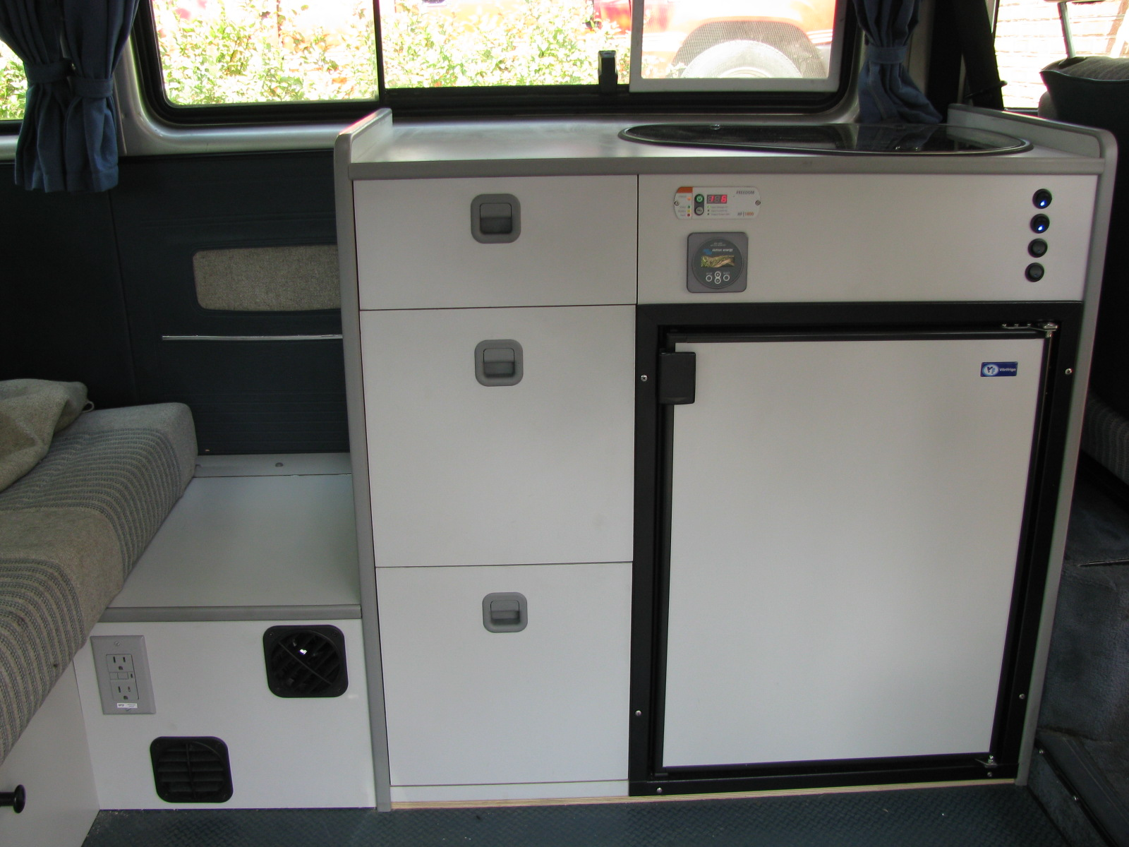 Thesamba Com Vanagon View Topic Uk Kitchen Build